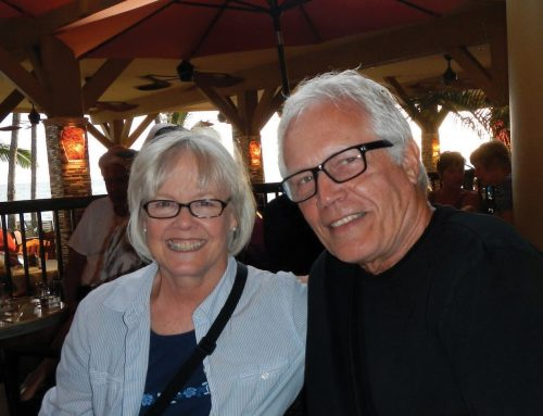 Wes and Carol Hurd Celebration